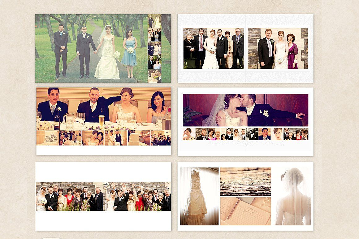 From Here To Eternity Album Template Wedding Album Layout Wedding Album Templates Wedding Album