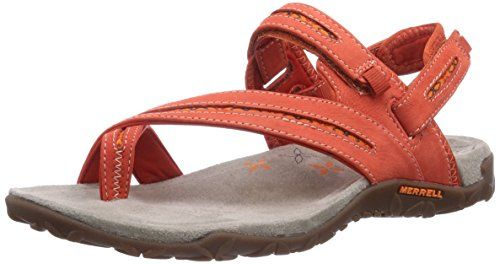 437f65d93e63b Awesome Merrell Women's Terran Convertible Sandal,Red Clay,8 M US ...
