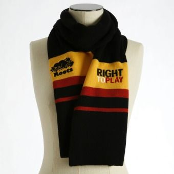 Roots - Right To Play Scarf