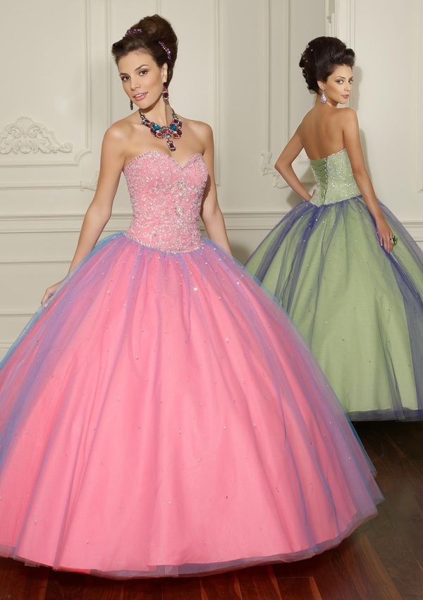 QUINCEANERA VIZCAYA By Mori Lee Style 88005 | Job\'s Daughters ...