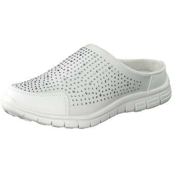 Sylvine Sabot Clog Damen weiß #schuhe #shopping #shoes