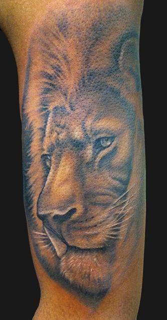 Best Tattoo For Black Skin : tattoo, black