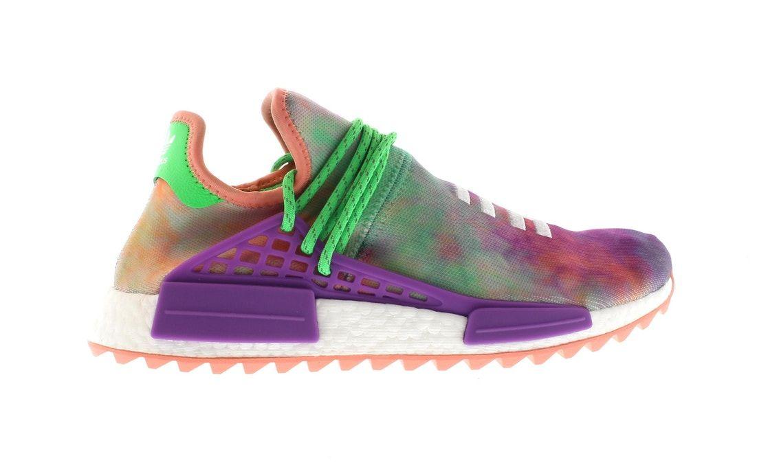Adidas Human Race Nmd Pharrell Holi Festival Chalk Coral Giay