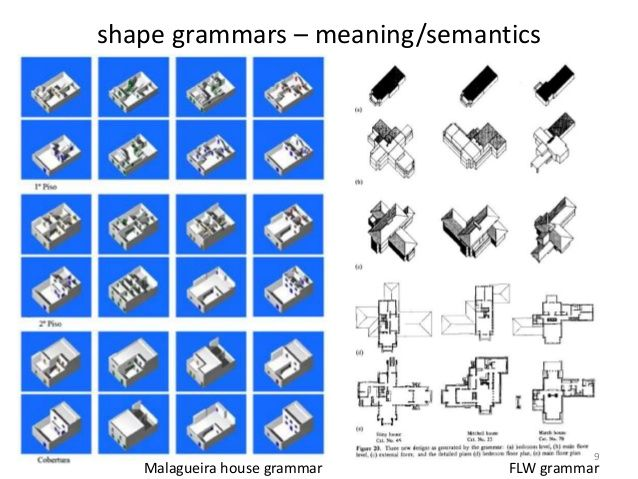 Charming Shape Grammar Architectural Design Prairie House   Google Search