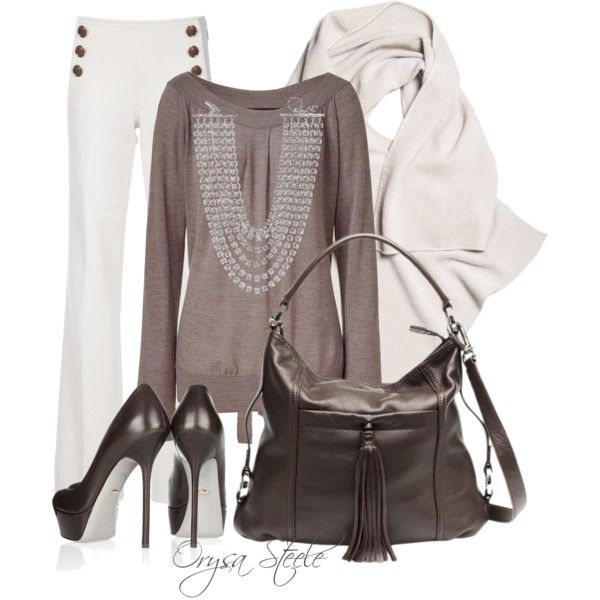 Refined, created by orysa on Polyvore