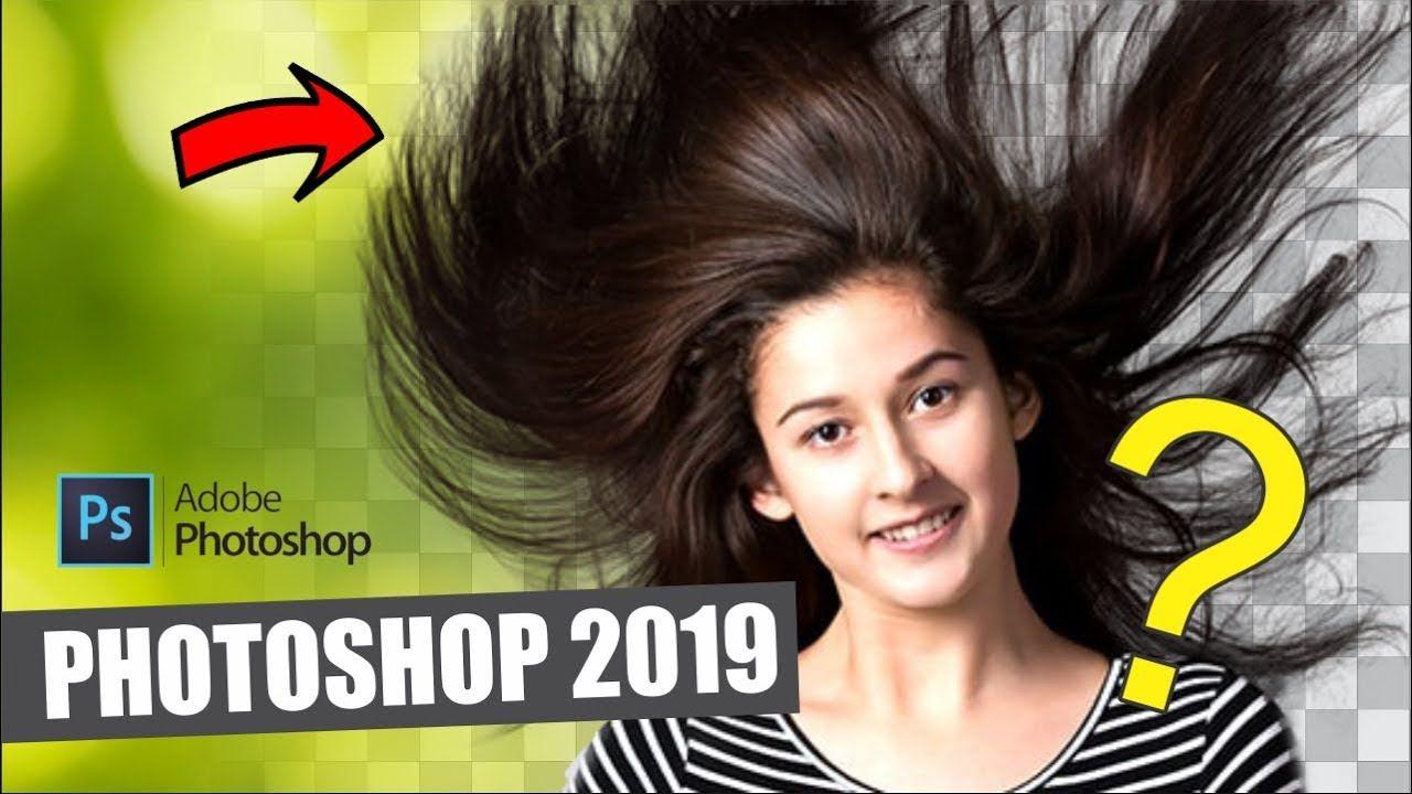 Hair Remove Background I Photoshop Tutorial 2019 I Mr Design 1995 Photoshop Tutorial Hair Tutorial Photoshop