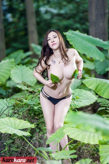 Hot japanese breast