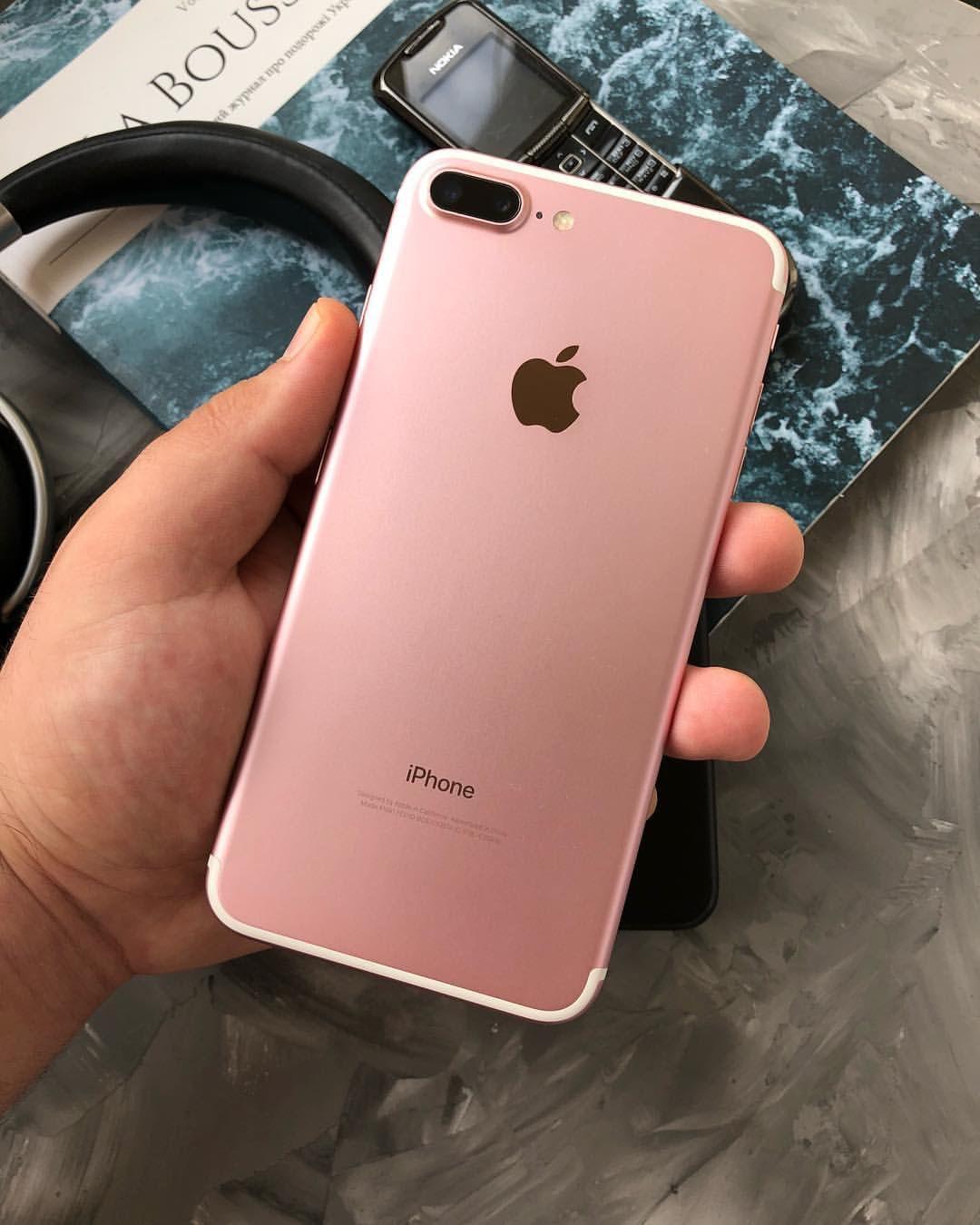 Iphone 7 Plus Rose Gold Capinhas Iphone 7 Plus Iphone Acessorios Iphone