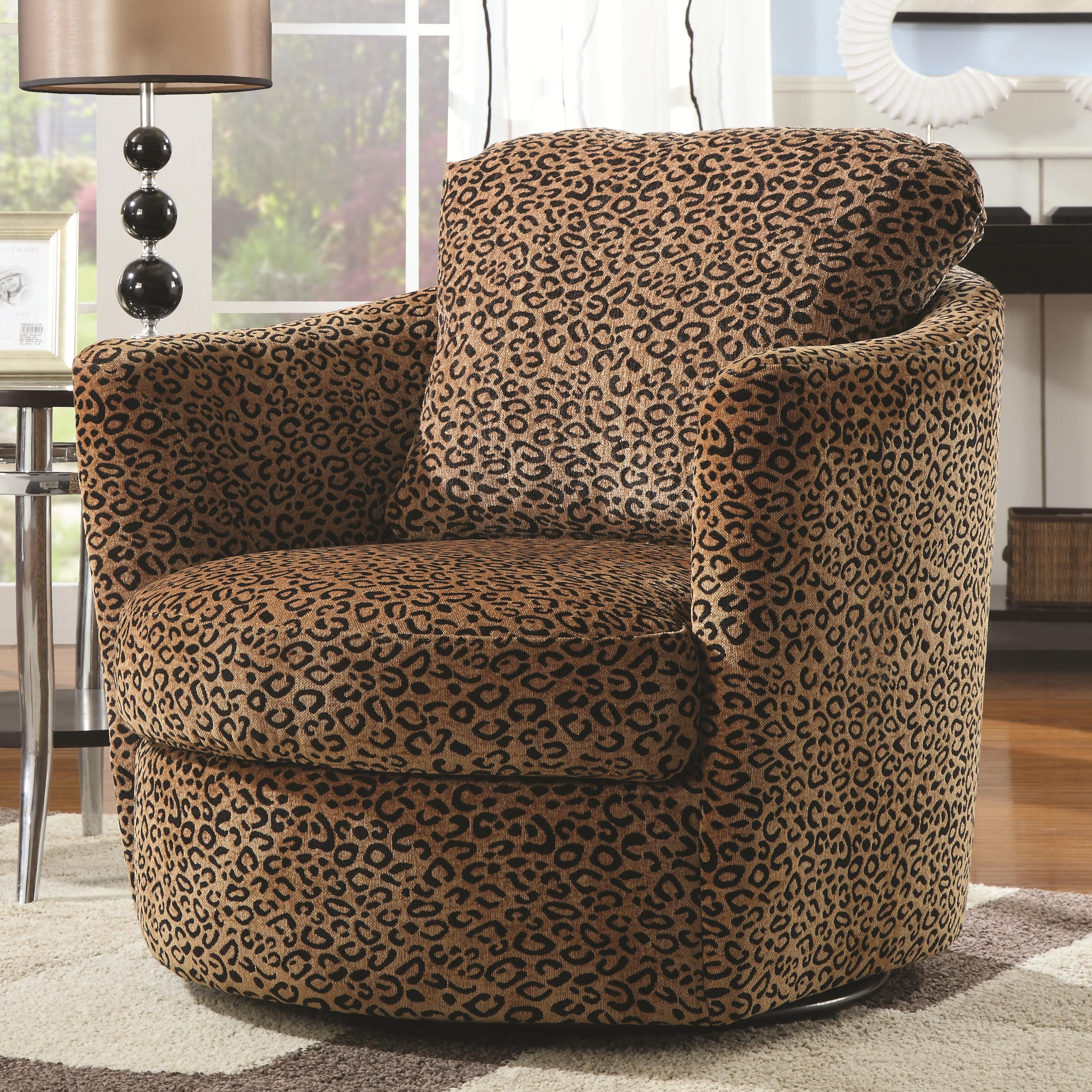 Room Accent Seating Swivel Chair