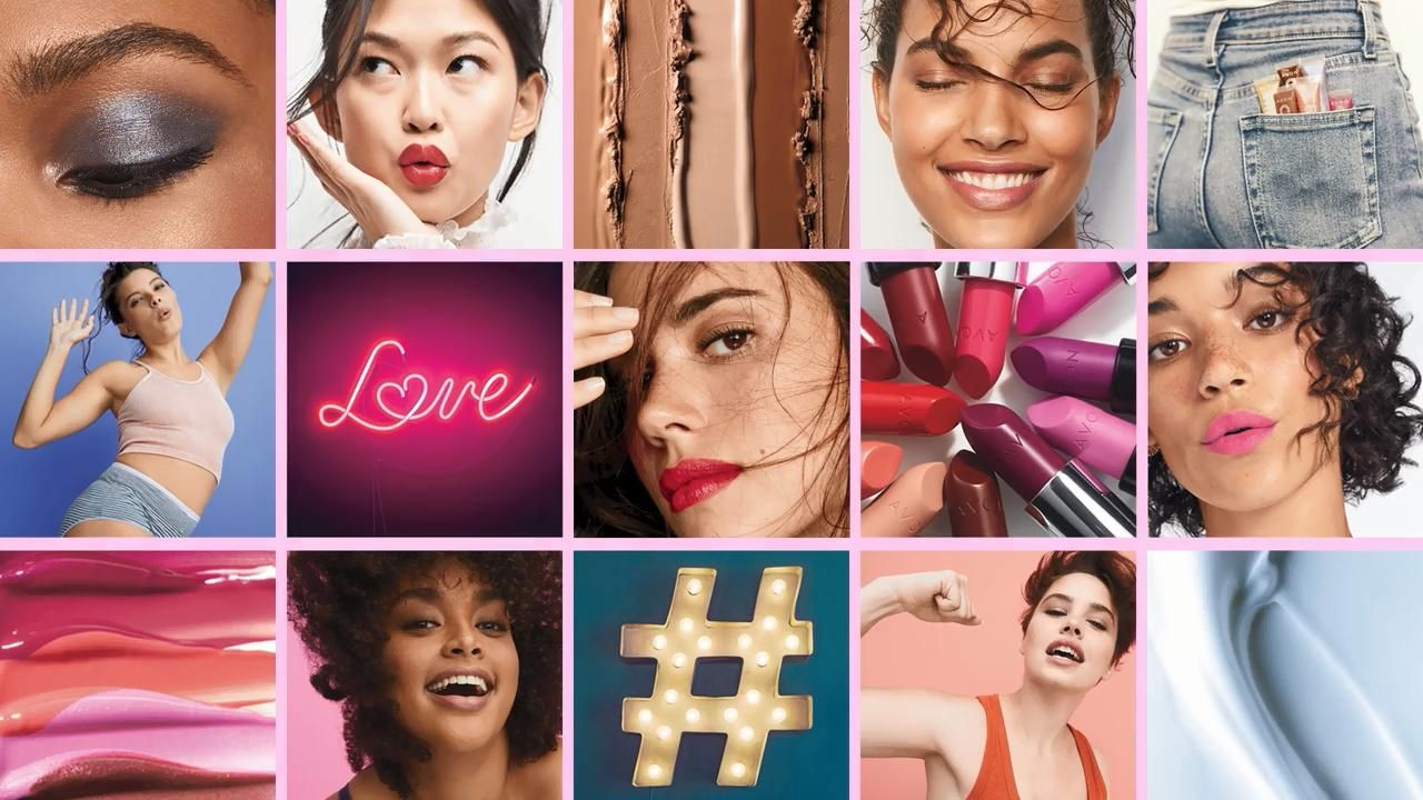 Avon is the new face of beauty and we have the tools to
