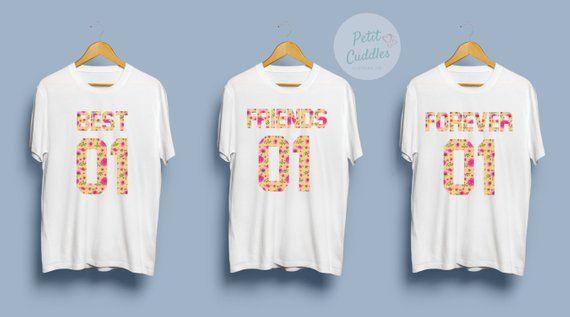 97cbcc3e98d Set for 3 Best Friends Shirt for 3 friends