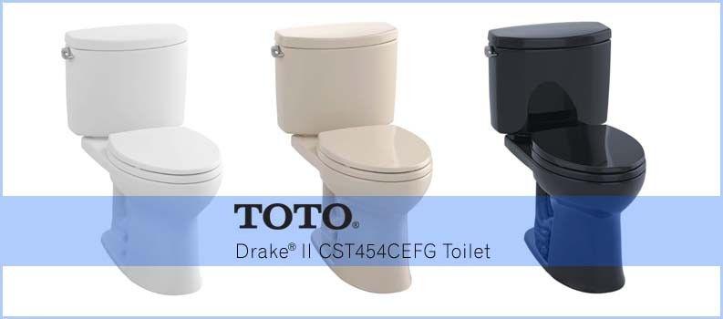 Toto Drake Ii Review Powerful Flushing Two Piece Toilets Toilet Toto Drake