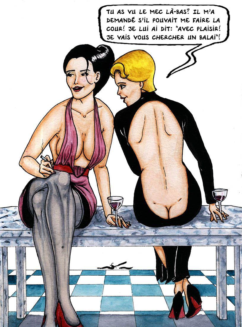 dessin humour sexe sexe les debiles