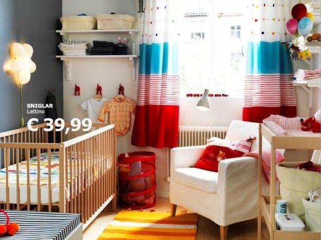 Camerette Ikea ~ Camerette per bambini ikea catalogo cameretta ikea bebè