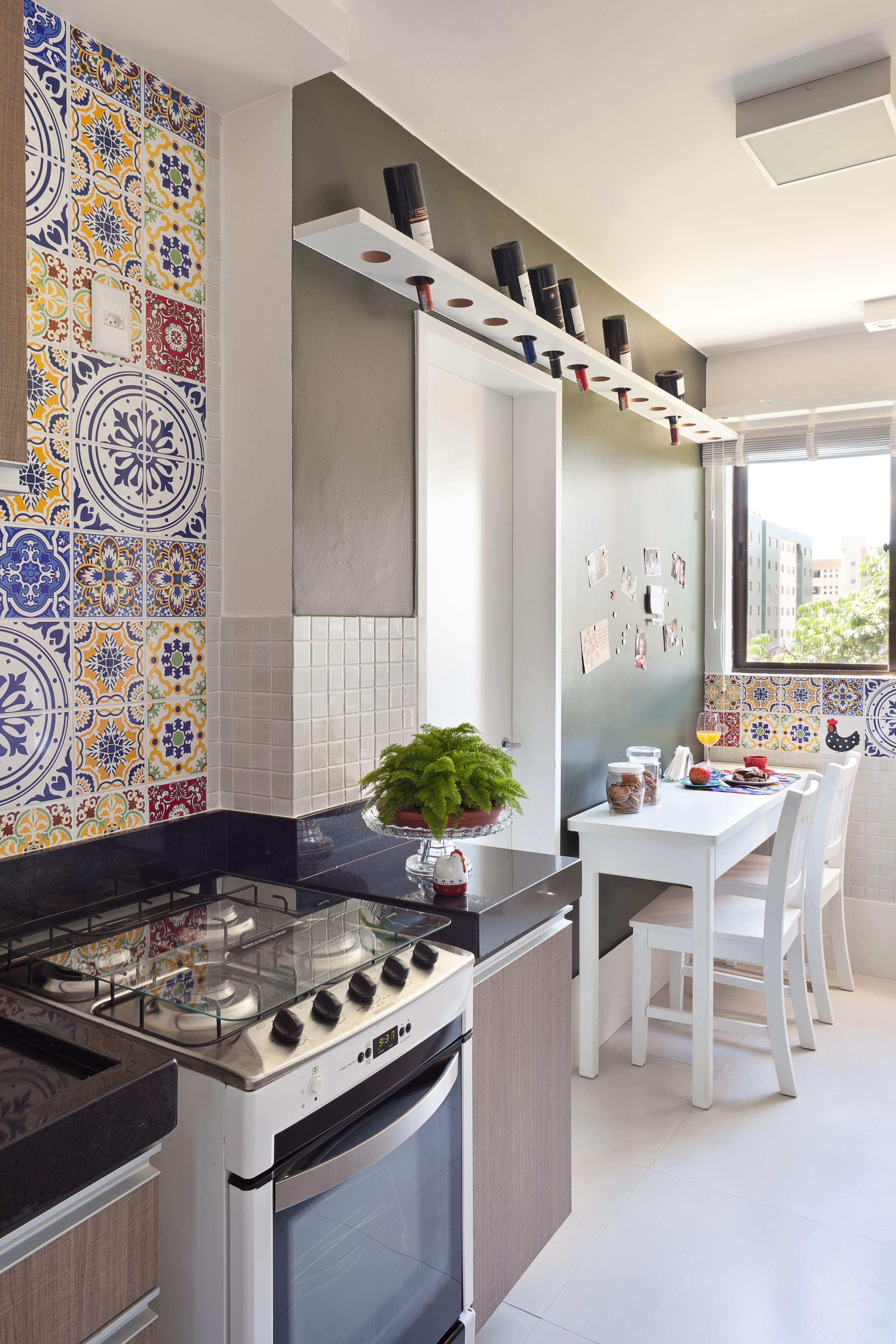 Imagem 1 Apartamento The Pinterest Cozinha Corredor Cozinha E