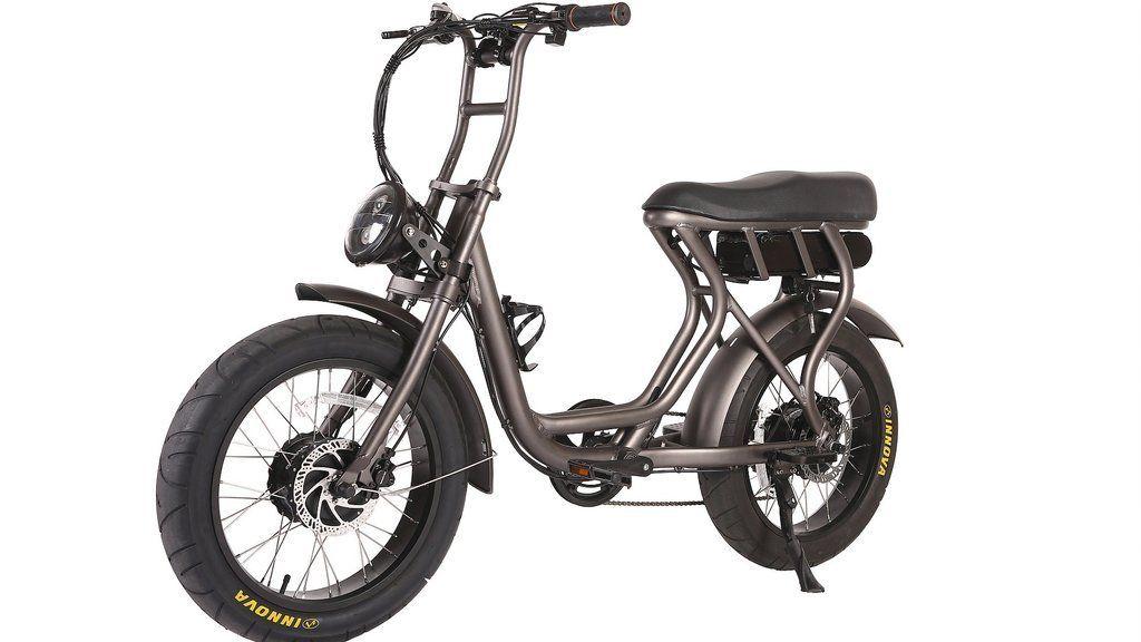 Joulvert Playa Orbiter Moped Moped Scooter Bike Best Electric Bikes