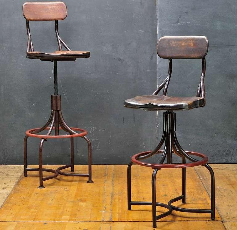 High Bar Stool Chairs Revolving Chair Manufacturers In Kolkata Pin By Walt Gorecki On Lab Home Ideas 2019 Pinterest Vintage Industrial Stools Retro Modern Furniture