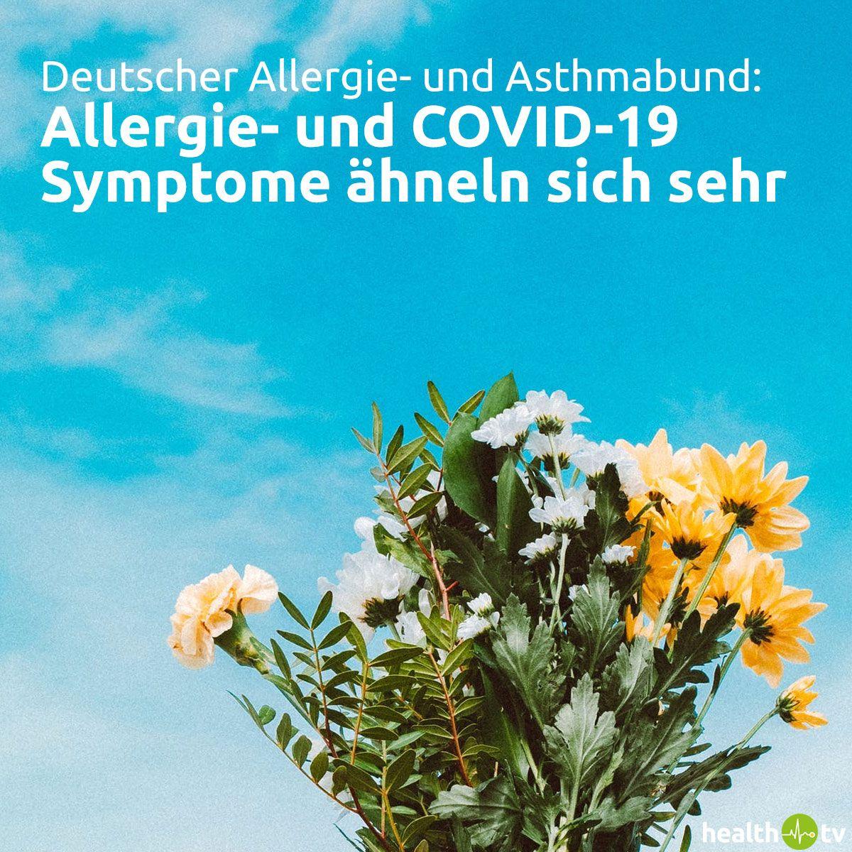 Bei Einer Allergie Hat Man Allerdings Kein Fieber Gesund Leben Gesundheit Wissen