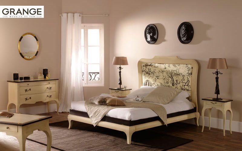 La Chambre Classique Vue Par Grange Lit Mobilier Meuble A Tiroir Chambre Classique Mobilier De Salon
