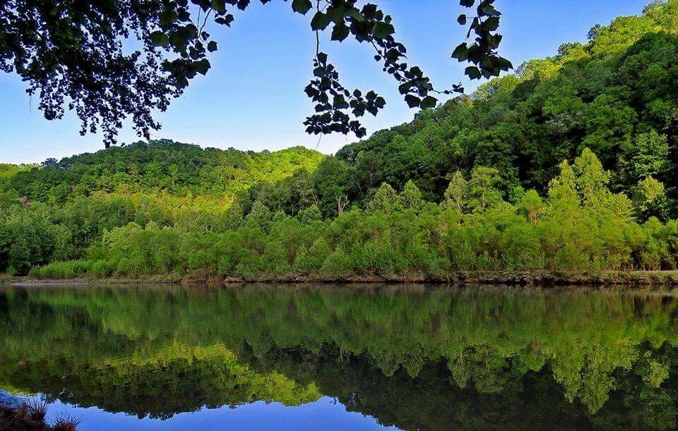 Guyandotte river fishing friends day of my life river