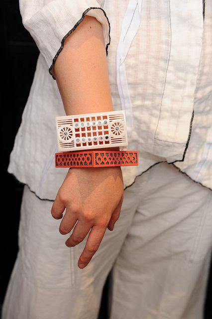 Bracelets   Designer unknown