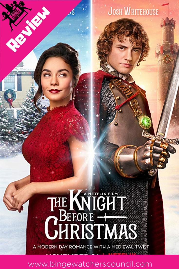 The Knight Before Christmas Netflix Film Review Netflix Christmas Movies The Knight Before Christmas English Movies