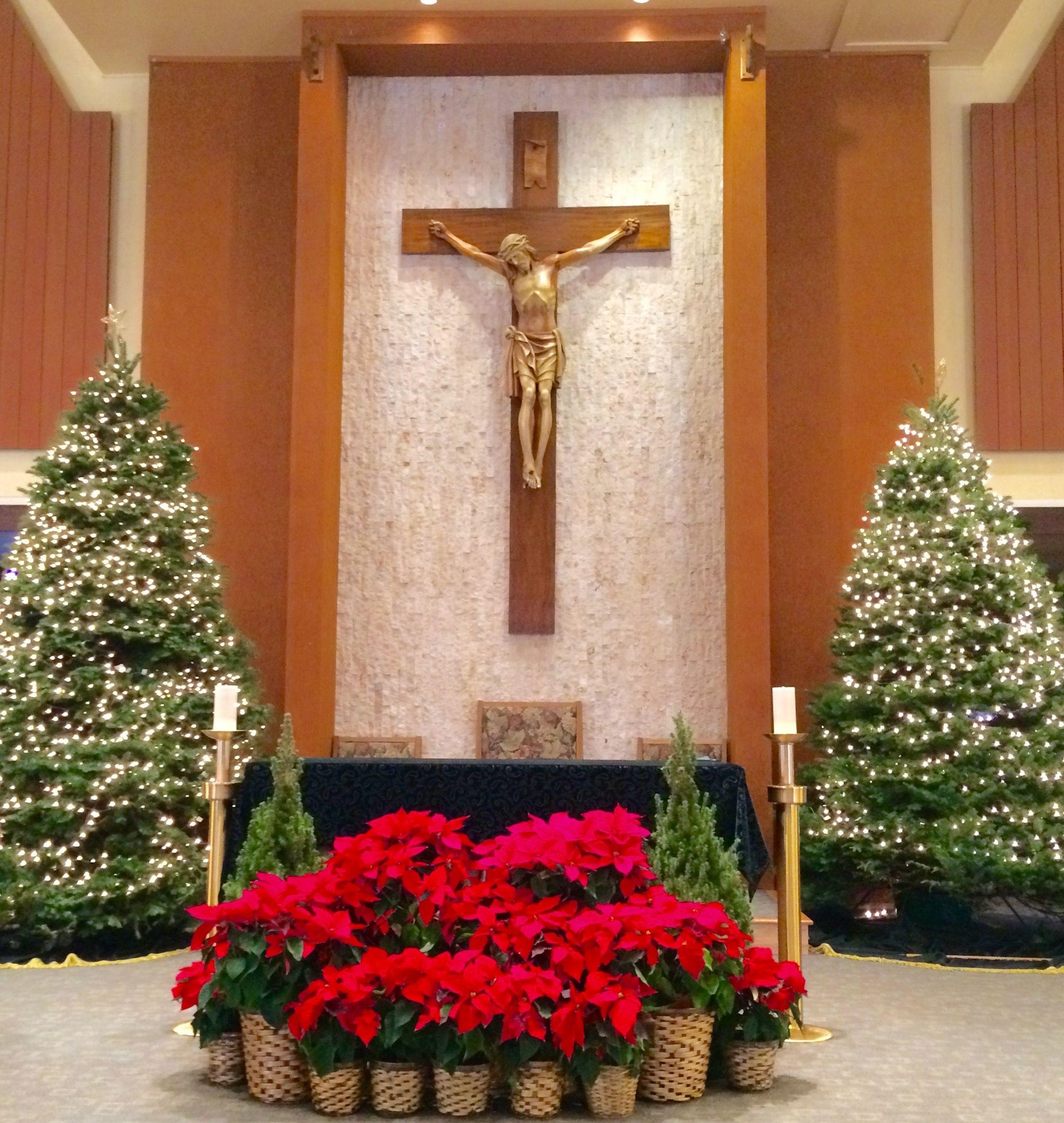 When Do You Take Down Christmas Decorations Catholic