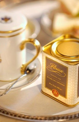 Imperial Earl Grey tea - tin Let yourself relish the elegant and sophisticated Earl Grey Imperial tea, an Indian black tea flavored with the natural essential oil of bergamot; its pungent and penetrating aroma comes first from by the natural process of fermentation and then by the rolling of the leaves. #tea #teas