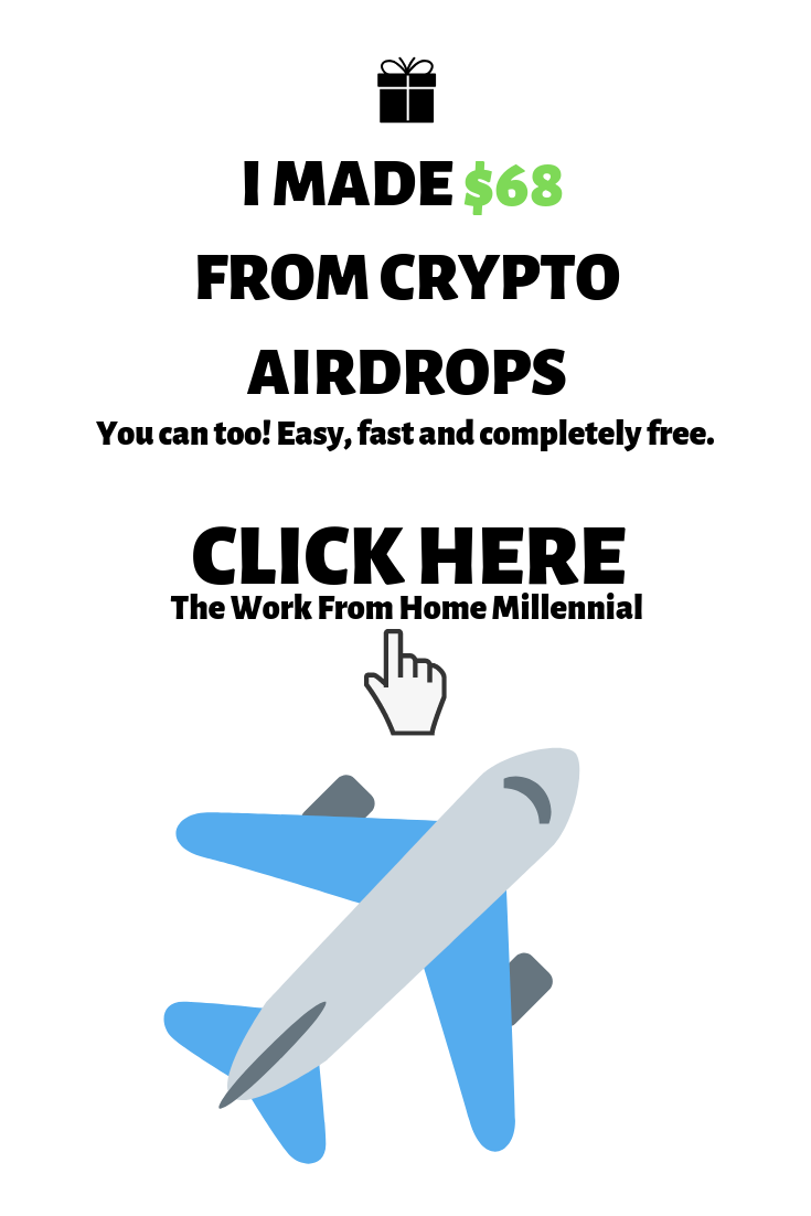 Airdrops How Much Crypto Can You Make Twfhm Med Billeder