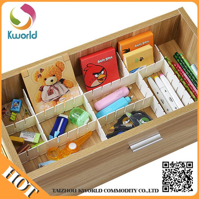 App Drawer Organizer Captivating Source Hot Sale Diy Plastic Adjustable Drawer Organizerdrawer Decorating Inspiration