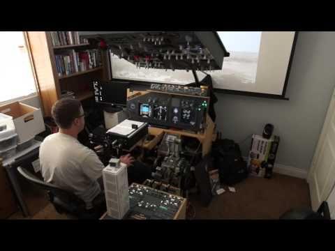 Panel 737 Desktop with Overhead 737 V2 / PMDG 737- 800/900