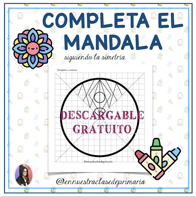 Matemáticas Completa El Mandala Mandalas Blog Educativo Matematicas