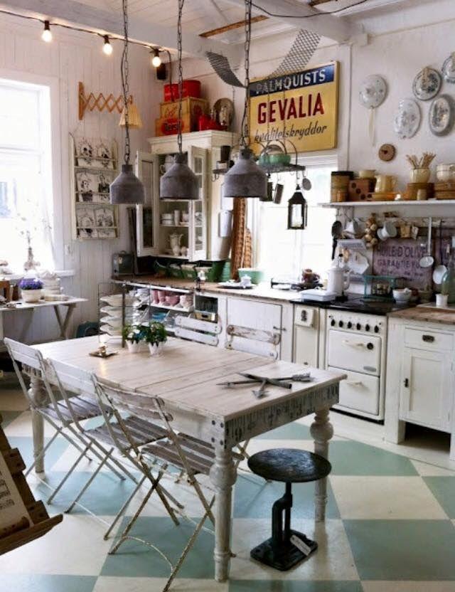 Küchenrenovierung ideen  Pin von Vanessa Goscinny auf kitchen | Pinterest