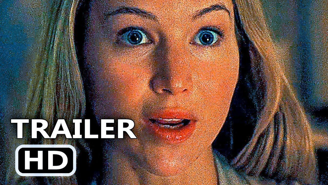 Mother official trailer 2017 jennifer lawrence movie hd