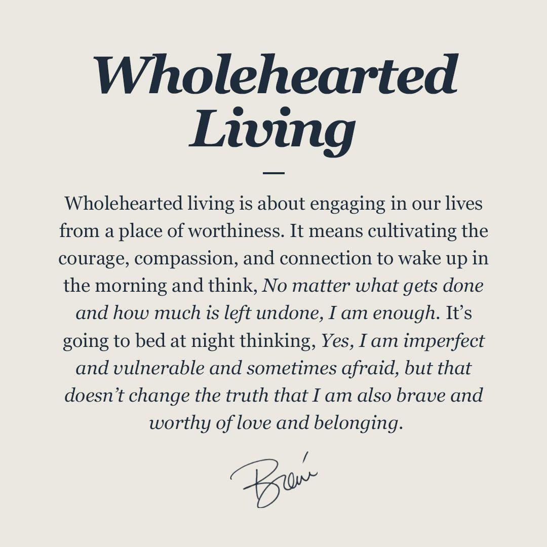 Blog by Brené Brown