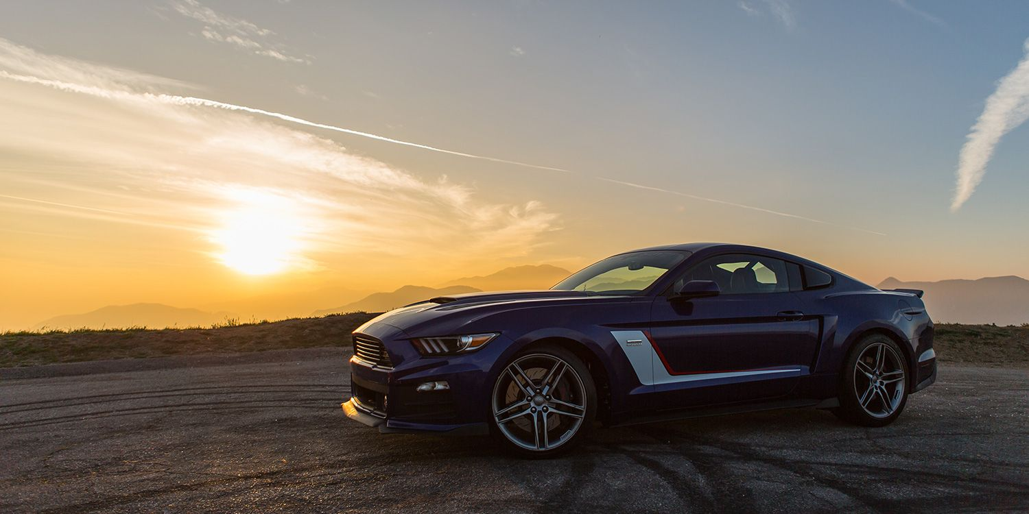 Photo of the 2017 roush stage 3 mustang
