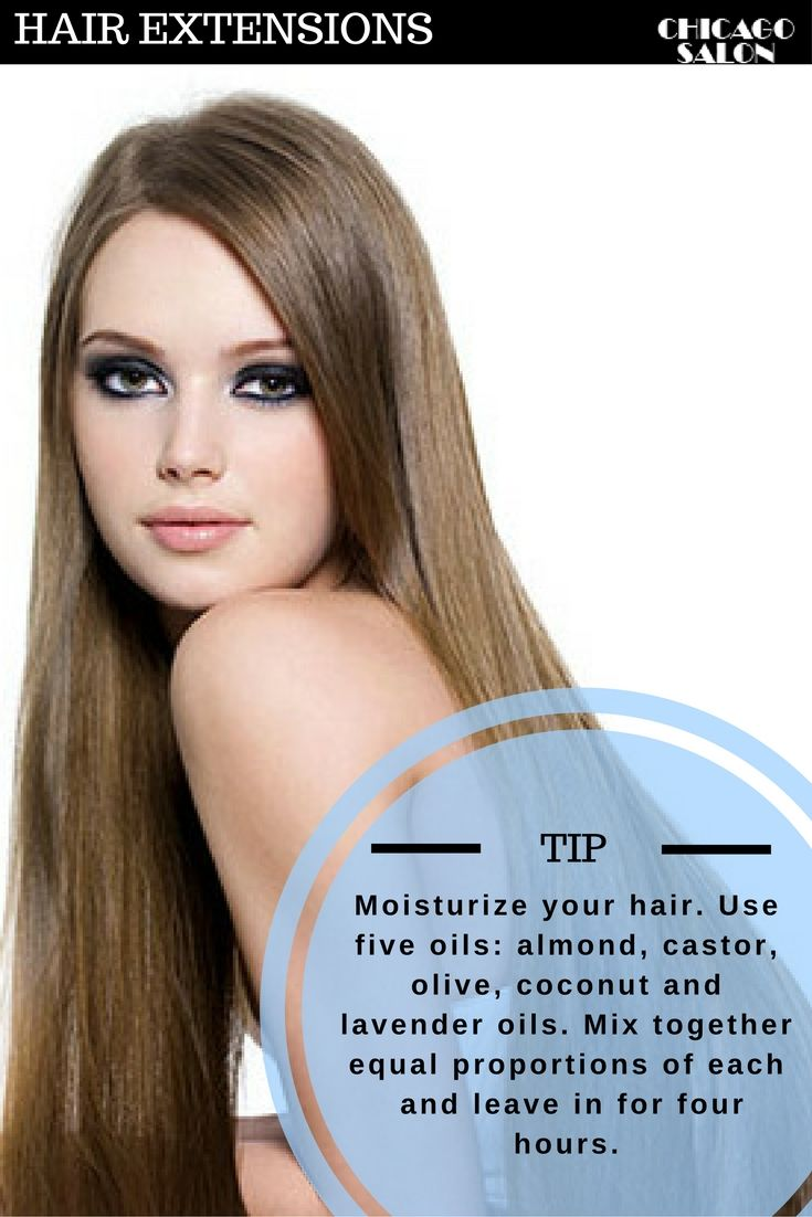 You Should Try It Tip From Chicago Hair Extensions Salon Hair