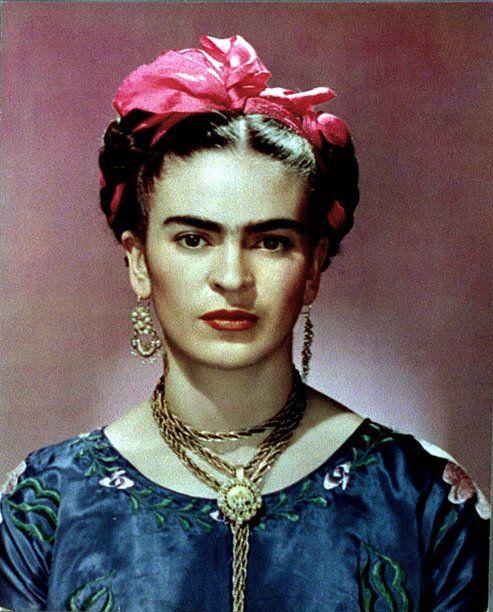 belle couleur rechercher le meilleur site réputé Frida Kahlo | Music, books & movies