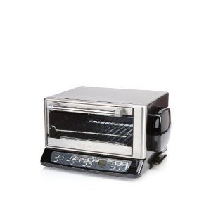 Cuisinart Convection Broiler Toaster Oven Total Touch Touchpad Controls Exact Heattm Sensor And Au Toaster Oven Convection Toaster Oven Cuisinart Toaster Oven