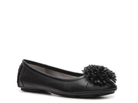 88605c32ac5 AK Anne Klein Bam Bam Flat Flats Women s Shoes - DSW