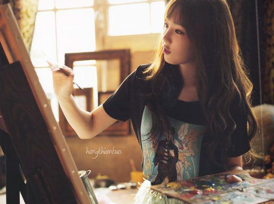SNSD Taeyeon Love Peace Japan album photobook