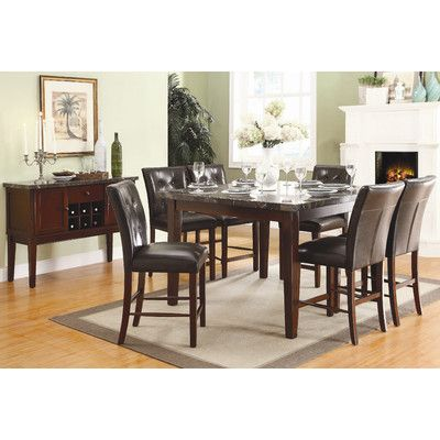 Woodbridge Home Designs Decatur Counter Height Dining Table. Get ...