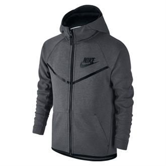 De Nike Tech Fleece Windrunner 804730 092 is een moderne ...
