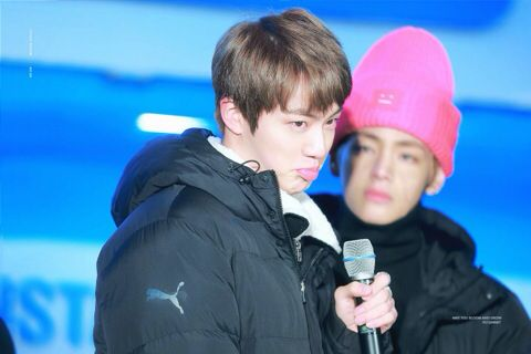 #WINGS #YouNeverWalkAlone #방탄소년단 #김석진 #진 #BTS #JIN #KimSeokJin #SJ   I don't own this photo. Please give credit to owner on pics.