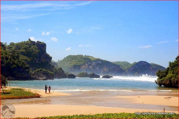 28 Foto Pemandangan Indah Di Gunung Kidul Ernidwiblog Ernidwiblog Halaman 2 Download Pemandangan Asri Nan Indah Di Pantai Drini Gu Di 2020 Pemandangan Pantai Alam