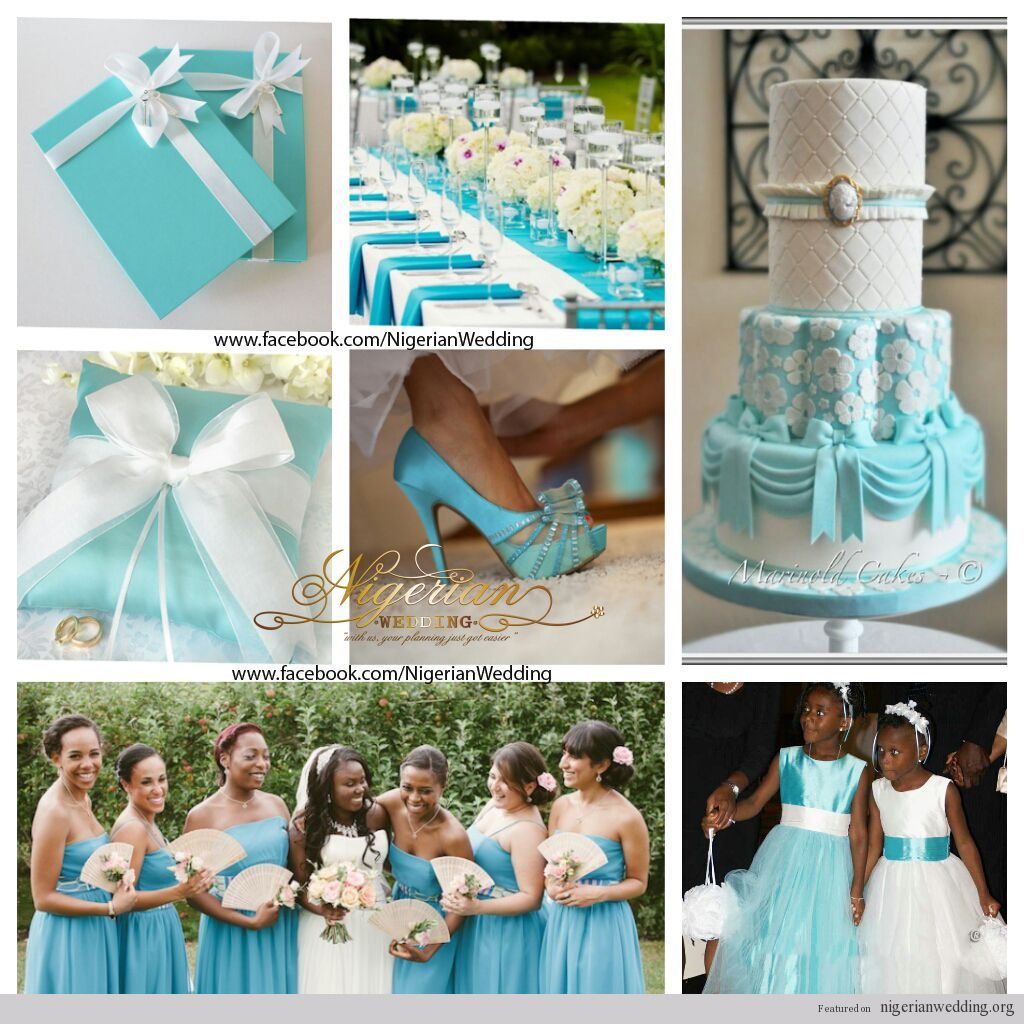Tiffany Wedding Favors