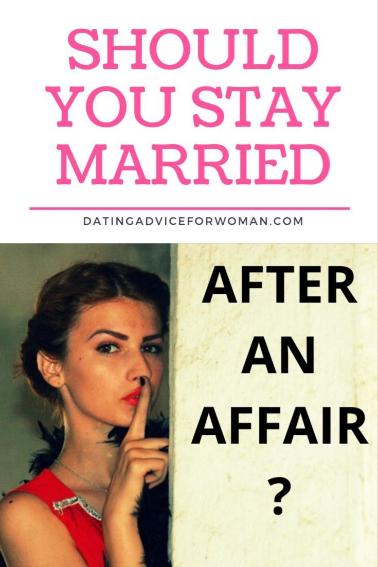 Adultery and marriage stay married after adultery or get