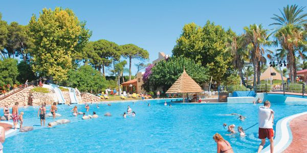 Camping In Spain   Cambrils Park, Salou