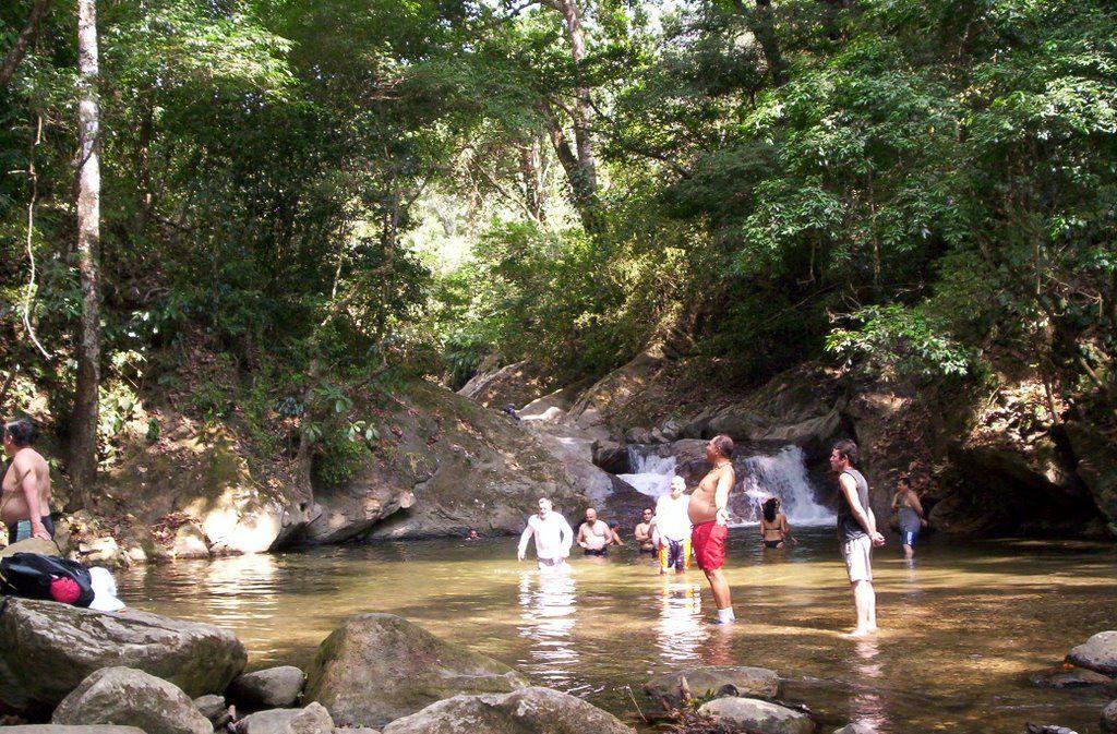 POZO AZUL Minca Santa Marta. Caminantes Senderos del Caribe