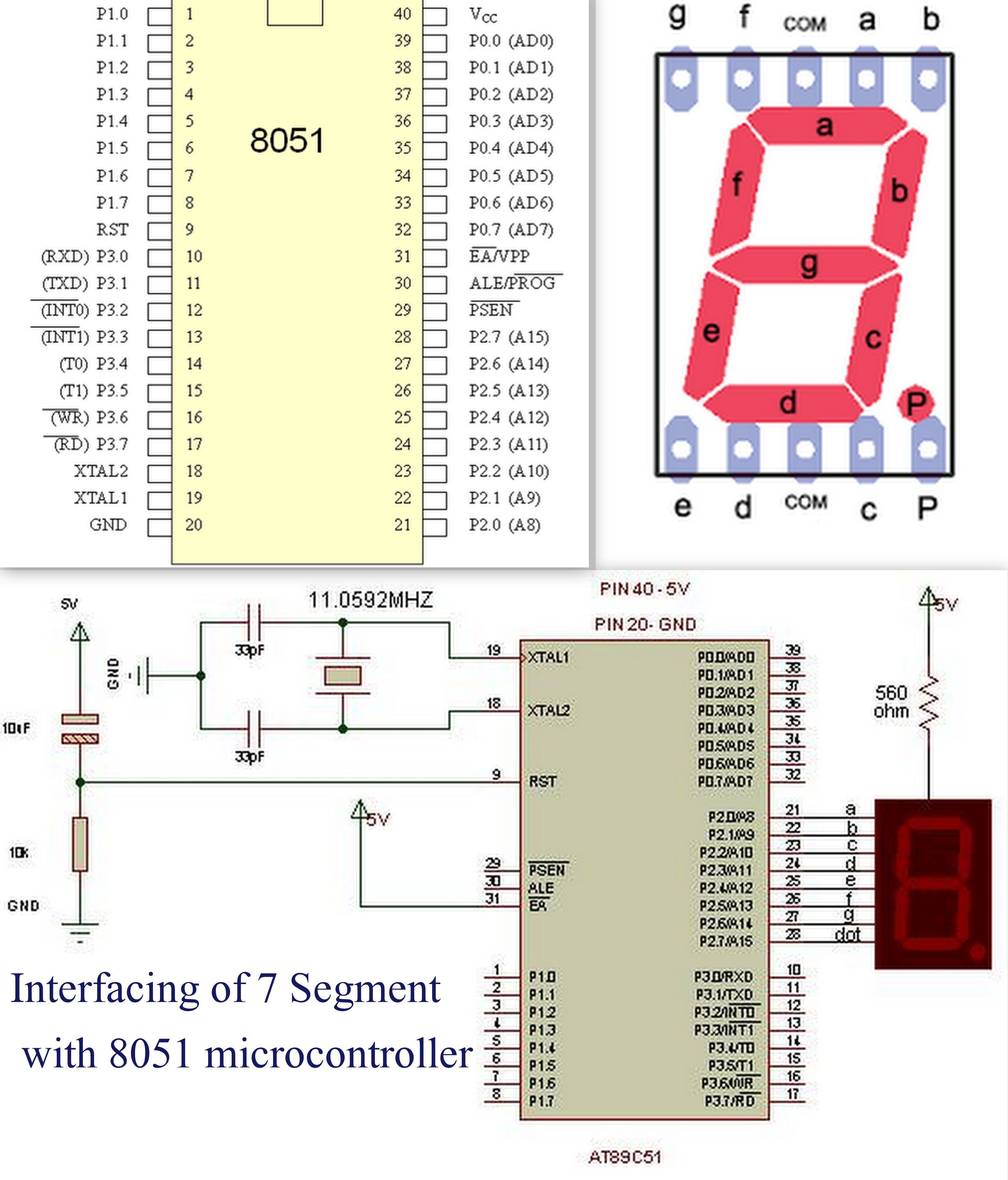 what is microcontroller 8051 pdf
